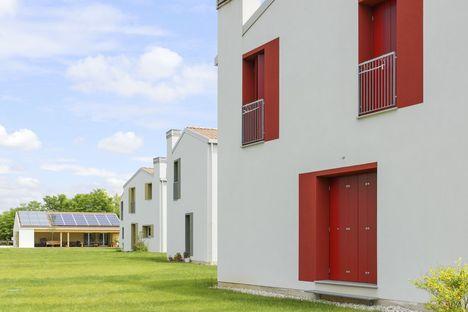 Quattro passi, Villorba, écoquartier de TAMassociati