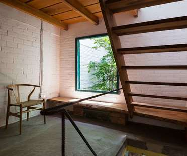 La Saigon House d'a21studio à Hô-Chi-Minh-Ville (Vietnam)