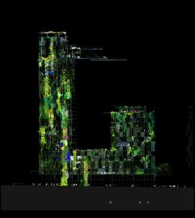 Jean Nouvel et les résidences écologiques de One Central Park à Sidney