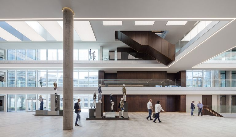 CF Møller signe les nouveaux bureaux Bestseller à Aarhus (Danemark)