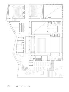 Reiulf Ramstad Arkitekter (RRA) : Kimen Cultural Centre Stjørdal