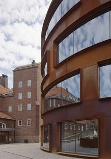 Tham & Videgård signe la nouvelle école d'architecture de Stockholm