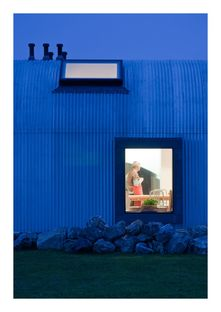 Murray Kerr (Denizen Works) : la maison 7 sur l'île de Tiree