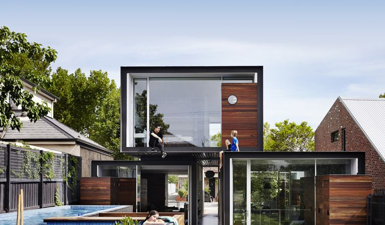 Austin Maynard Architects : That House à Melbourne