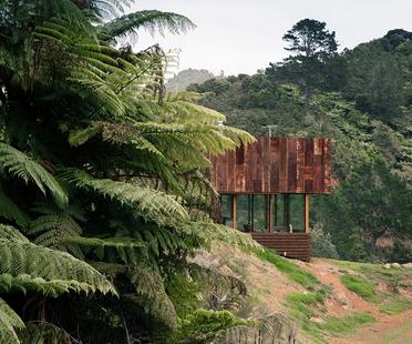 La K Valley House d'Herbst Architects : un refuge en Nouvelle-Zélande