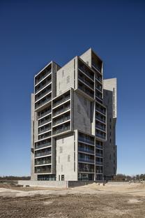CF Moller : résidence étudiante, université du Danemark du sud