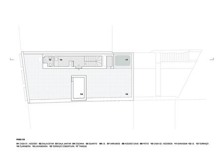 José Adrião Arquitetos: Casa dos prazeres a Lisbona