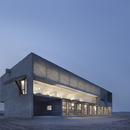 Vector Architects et la Seashore Library sur la plage (Chine)