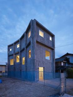 La Maison de Yagi par Suppose Design Office et Ohno Hirohumi