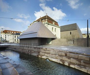 Herzog & de Meuron : extension du Musée Unterlinden de Colmar