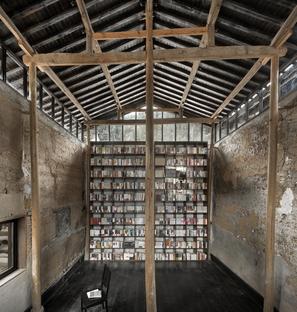 AZL Architects et la Librairie Avant-Garde (Tonglu, Chine)