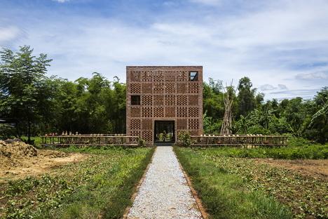 Tropical Space et l'atelier/laboratoire de la Terre Cuite