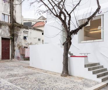 José Adrião et la Casa da Severa (maison du Fado) à Lisbonne