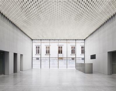 Barozzi/Veiga agrandissement du musée des beaux-arts des Grisons à Coire