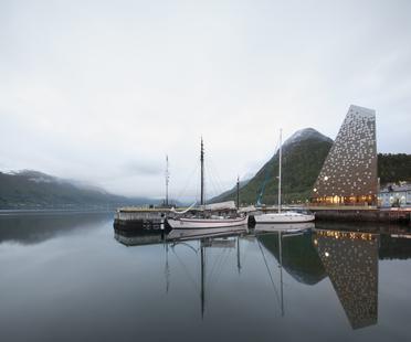 RRA Reiulf Ramstad Arkitekter: Norwegian Mountaineering Center