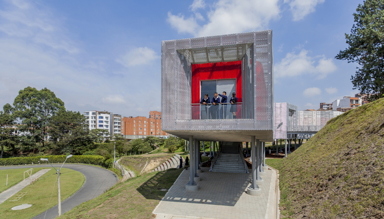 Giancarlo Mazzanti: Marinilla Educational Park, Colombie