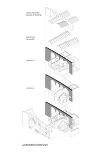 Paredes Pedrosa arquitectos: Deux maisons à Oropesa
