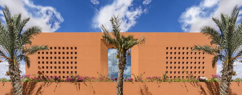 Ricardo Bofill et l'Université Mohammed VI Polytechnique
