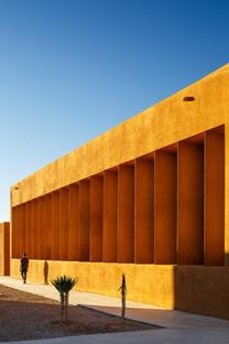 Laayoune Technology School de Saad El Kabbaj Architecte