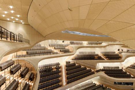 L'Elbphilharmonie d'Herzog & De Meuron (Hambourg)