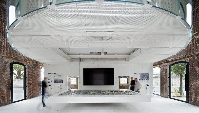DATA architects: maison du directeur per Semapa