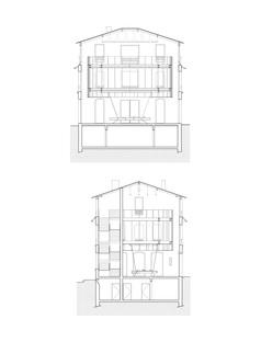 DATA architects réhabilite la maison du directeur pour Semapa
