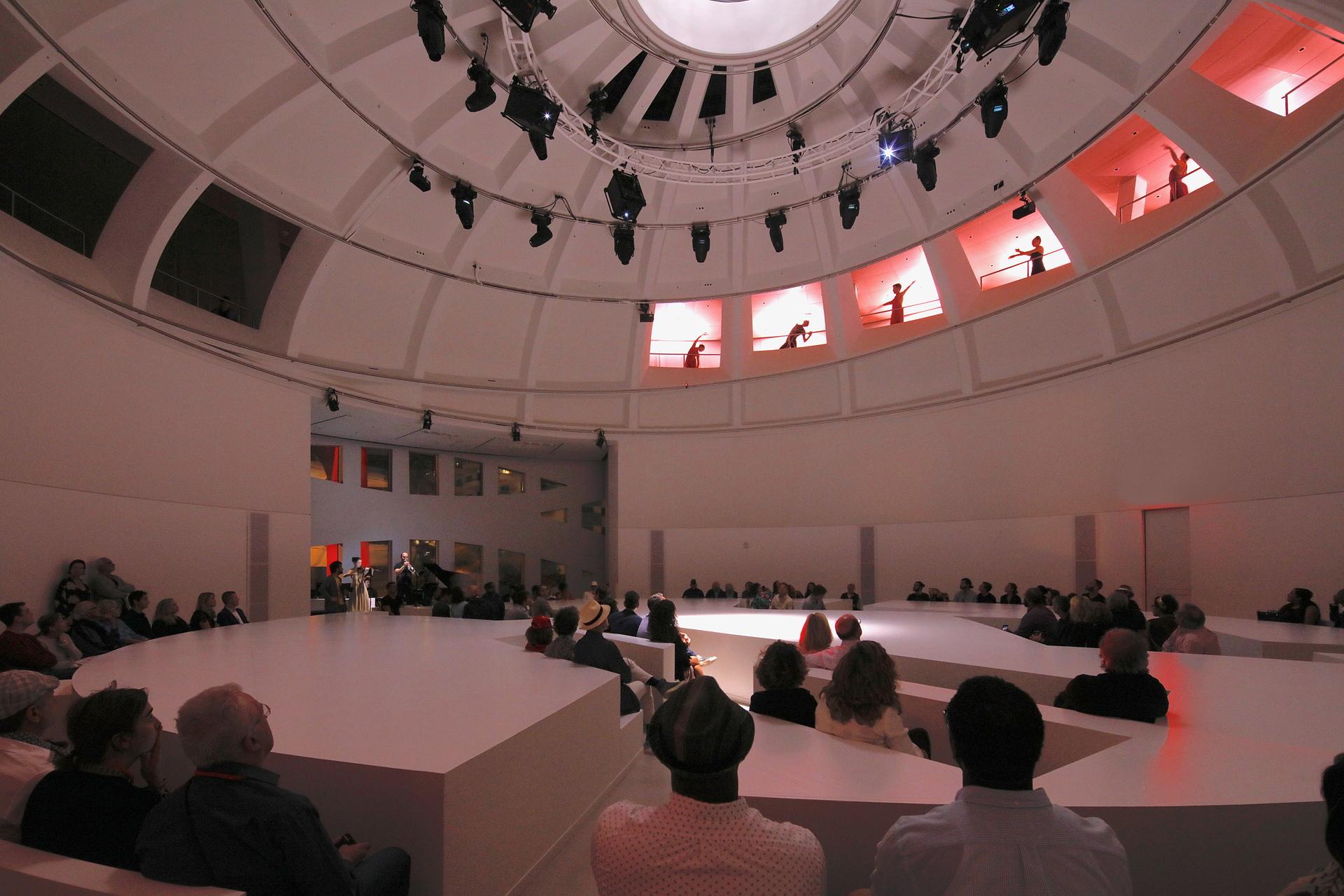 OMA Rem Koolhaas : Faena Forum, Faena Bazaar et Park, Miami Beach