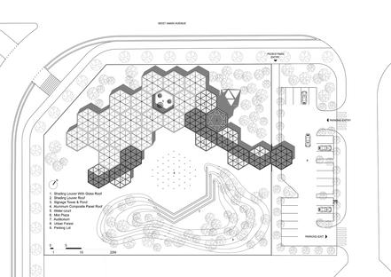 OPEN Architecture : prototype du système HEX-SYS à Canton (Chine)