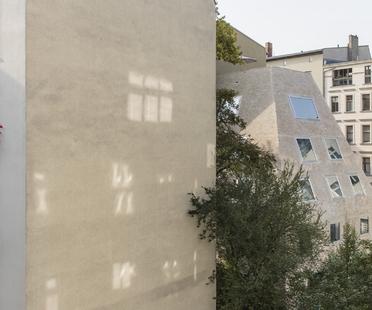 Barkow Leibinger : Apartment House dans le quartier de Prenzlauer Berg (Berlin)