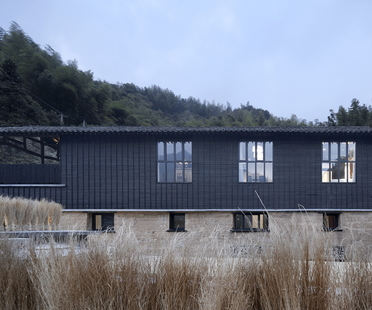 Le cabinet AZL Architects réalise Ruralation - Daijiashan Local Art Hotel (Chine)