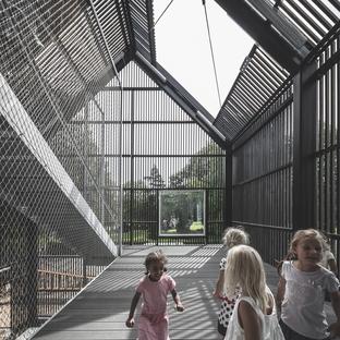 COBE : Frederiksvej Kindergarten, la crèche dessinée par les enfants