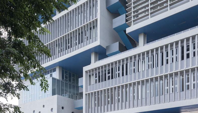 Open Architecture réalise le Tsinghua Ocean Center Shenzhen (Chine)