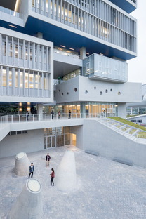 Open Architecture réalise le Tsinghua Ocean Center Shenzhen (Chine)