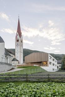 Feld72 Architekten et l'école maternelle de Valdaora di Sotto