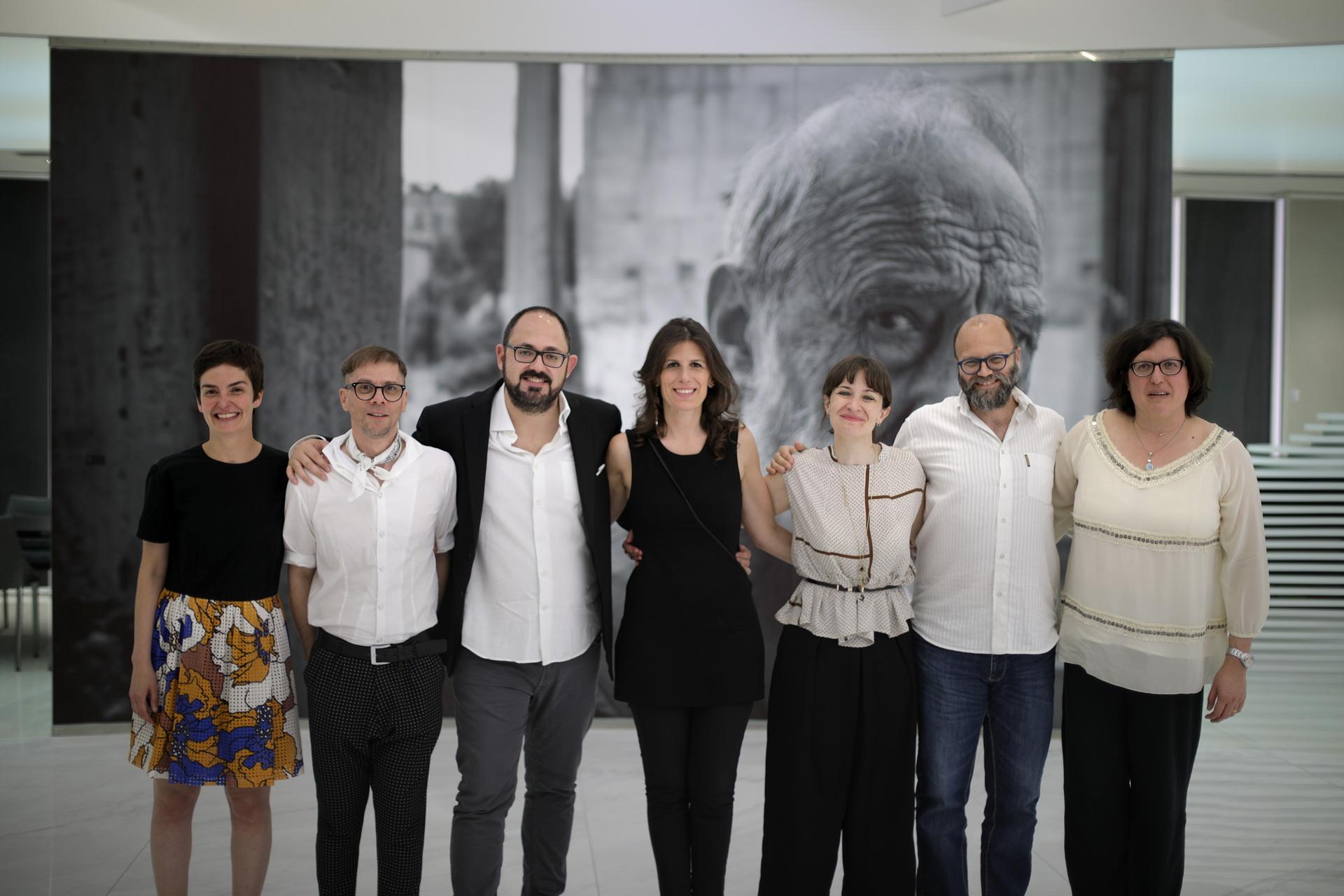 """""""Alvaro Siza. Viagem sem programa"""" interviews aux commissaires d'exposition"""