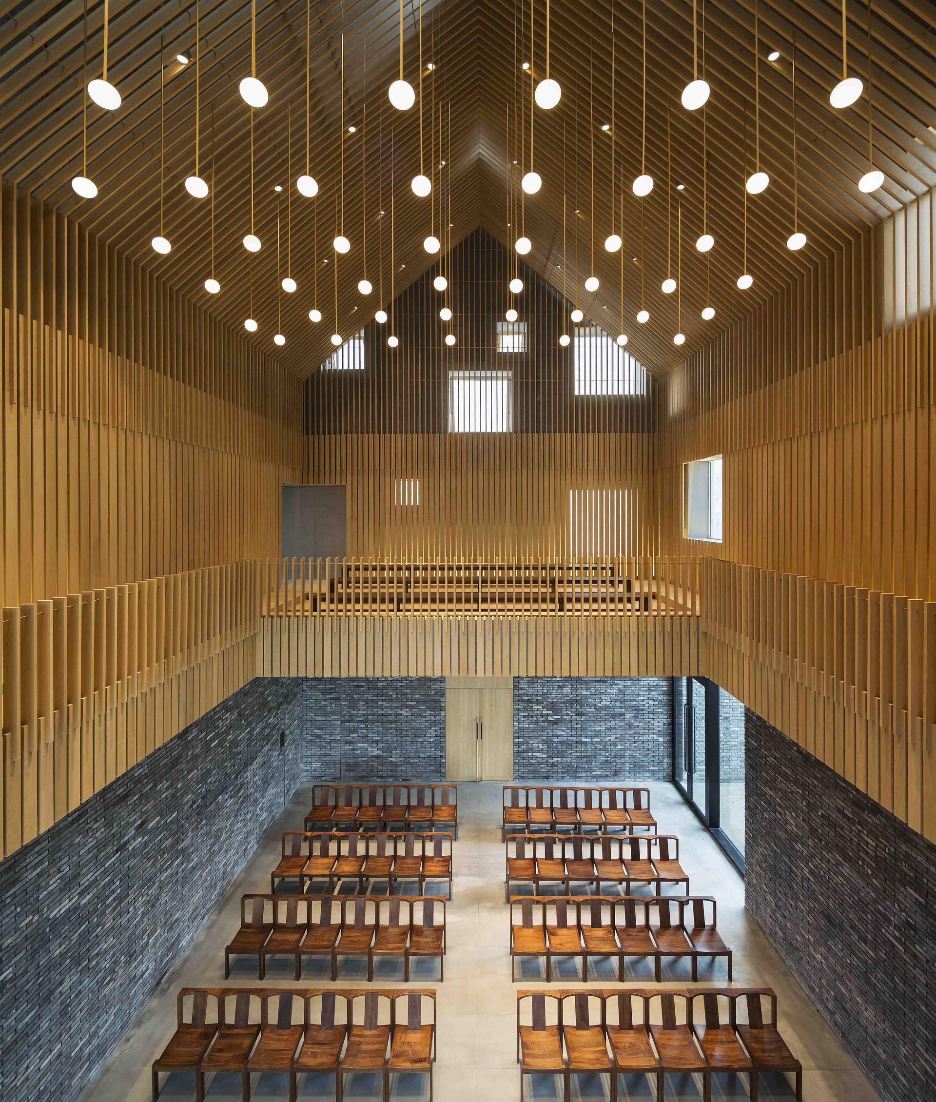 Neri&Hu et la chapelle Suzhou
