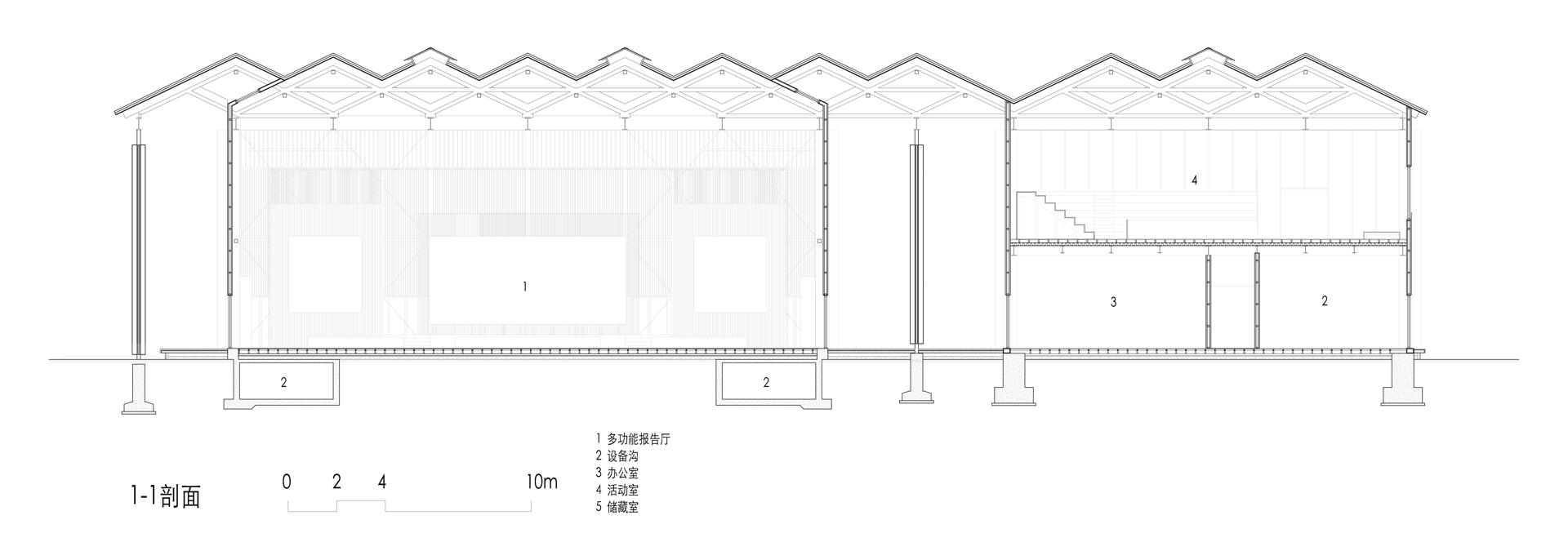 AZL Architects réalise en Chine le Shitang Village Internet Conference Center