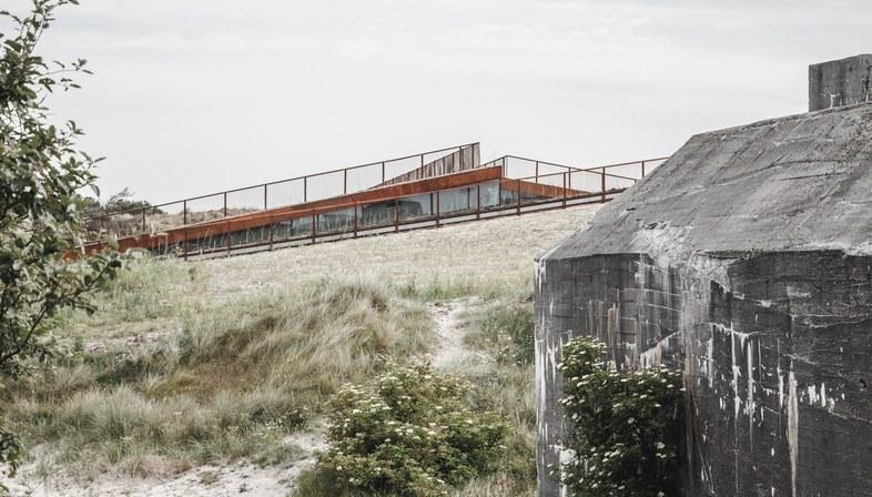 BIG-Bjarke Ingels Group: Tirpitz, il museo del Vallo Atlantico