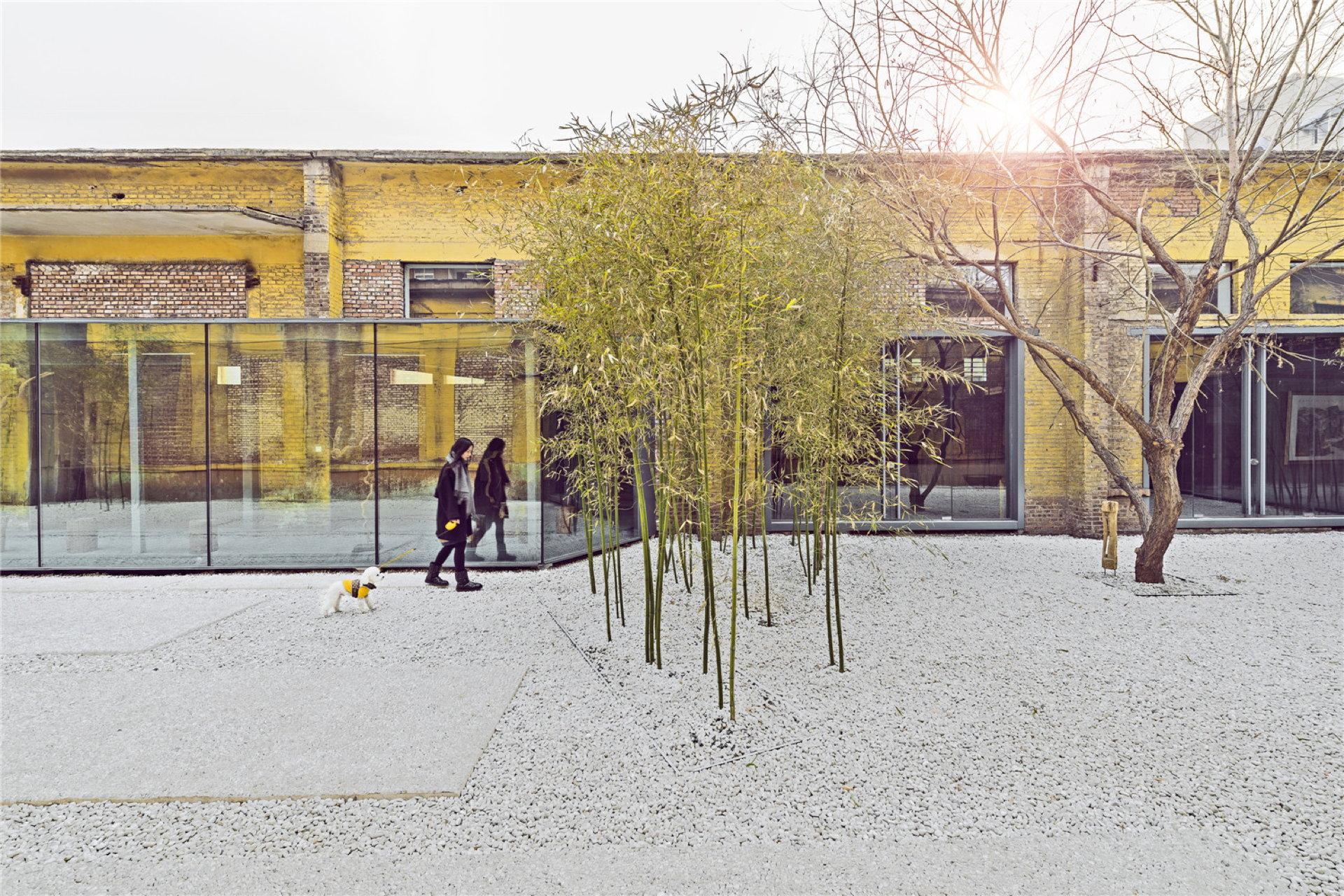 Archstudio signe The Great Wall Museum of Fine Art de Zibo (Chine)