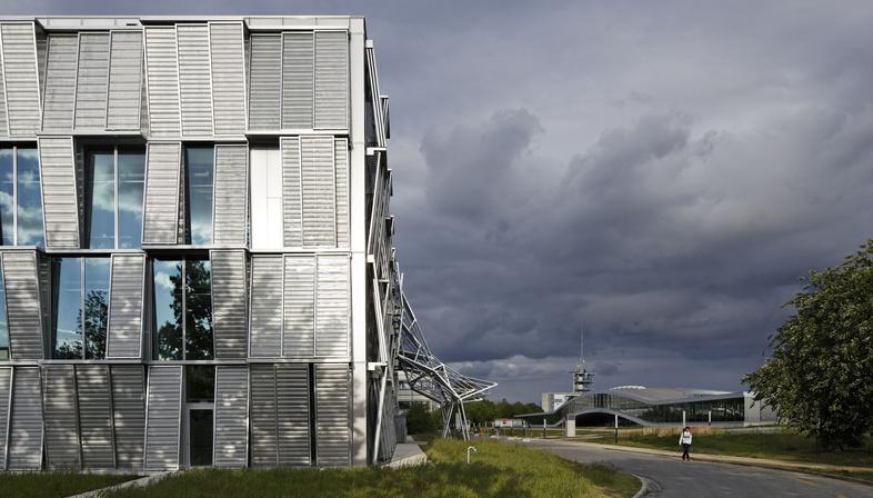 Dominique Perrault : rénovation du ME building de l'EPFL de Lausanne