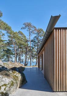 Tham & Videgård et la maison Krokholmen Stockholm