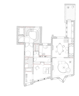 Bovenbouw : rénovation de bâtiments dans la rue Leysstraat à Anvers