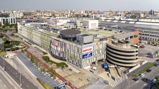 Lombardini22 : le centre commercial Sarca (Milan) fait peau neuve