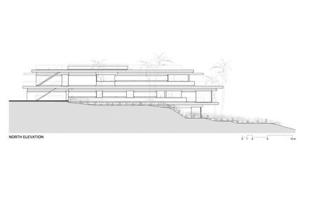 BLANKPAGE Architects et Karim Nader Studio : Villa Kali au Liban