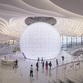 MVRDV réalise la bibliothèque Tianjin Binhai