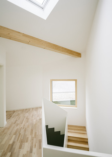 PAC Project Architecture Company et Miriam Poch signent l'Haus P de Berlin