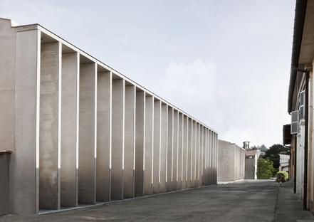 Ellevuelle Architetti réhabilite le Filandone à Modigliana