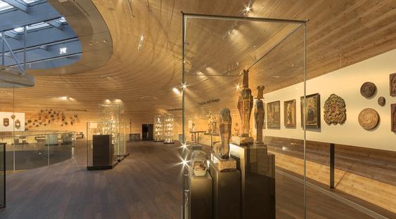COOP HIMMELB(L)AU réalise le PANEUM – Wunderkammer des Brotes à Asten
