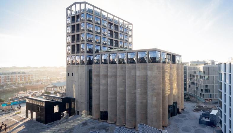 Heatherwick Studio : Zeitz MOCAA-Musée d'Art Contemporain d'Afrique