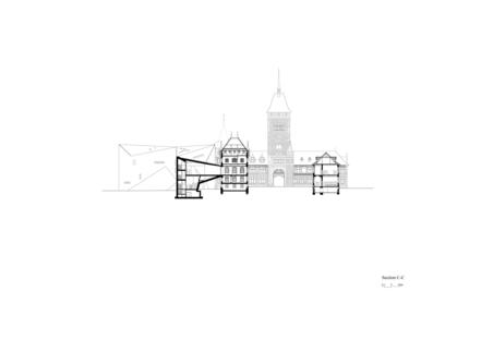 Christ & Gantenbein signe l'agrandissement du musée national suisse de Zurich